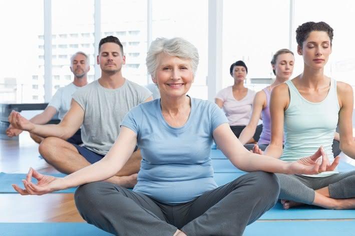 Yoga gemeinsam