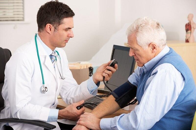 Blutdruck messen