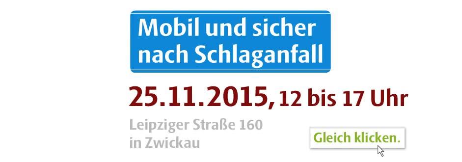 Alippi Premium Infotag Schlaganfall Zwickau