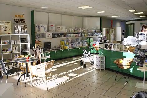 Bitterfeld Sanitätshaus Ratswall