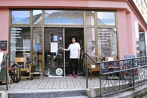 Stadtfest Crimmitschau 2014