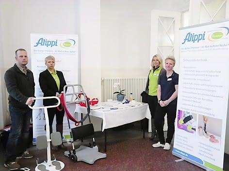 Alippi Premium, Pflegetag HBK Zwickau