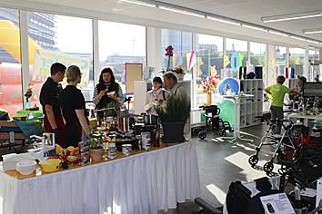 Alippi Premium 10 Jahre in Chemnitz, Kochshow
