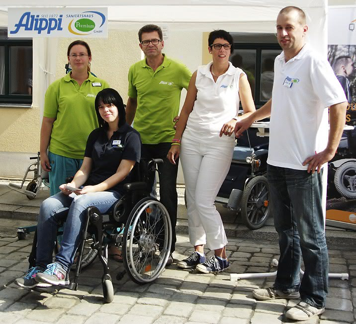 Tag der Sachsen, Großenhain, Alippi Premium