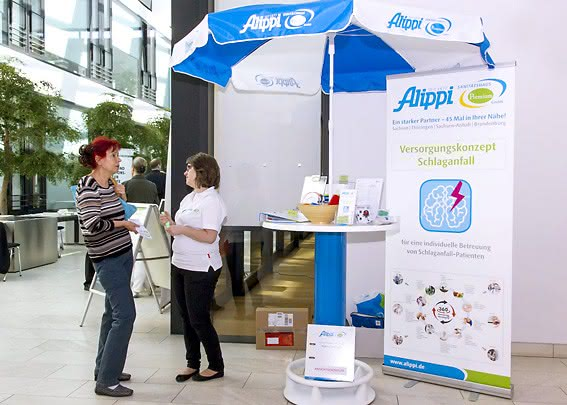 Alippi Premium Schlaganfalltag in Zwickau