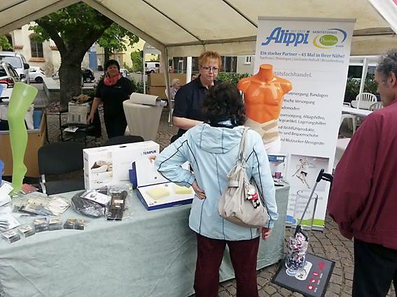 Alippi Premium Seniorenmarkt Bitterfeld