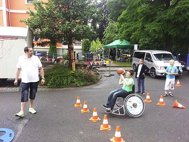 Alippi Premium beim Sommerfest der Kita in Crimmitschau