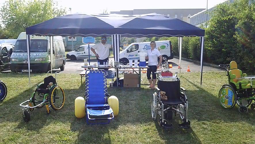 Alippi Premium beim Sommerfest im Vogtland