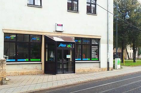 Alippi Premium Jena, Saalbahnhofstraße