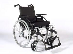 Leichtgewichts-Rollstuhl PariX²