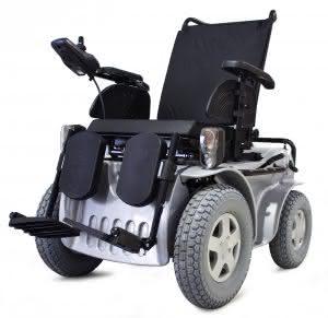 G50 Elektro-Rollstuhl für Außenbereich