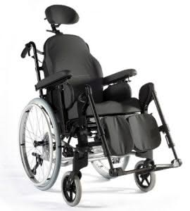 Multifunktions-Rollstuhl RelaX²
