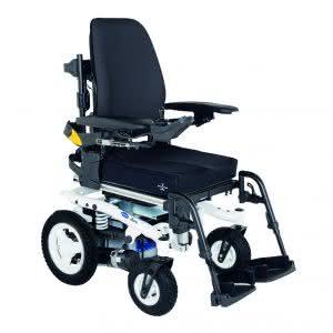 Bora Elektro-Rollstuhl für Innen- und Außenbereich
