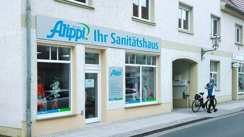 Alippi Sanitätshaus Bad Düben