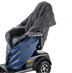 Schlupfsack für Scooter