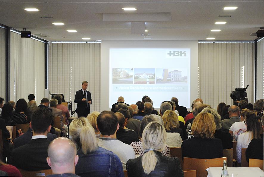 Blick in den Vortragssaal beim Viszeralmedizinischen Symposium in Zwickau