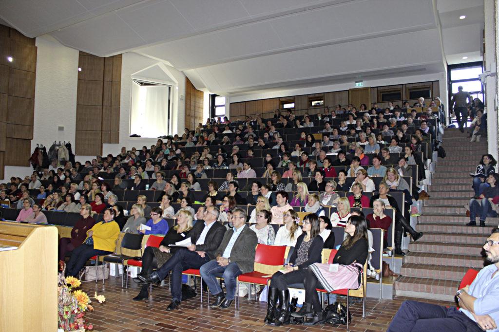 Wundsymposium Zwickau Saal
