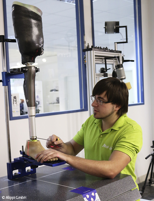 Azubi Orthopädietechnik