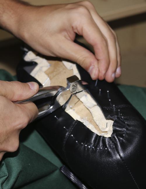 Azubi Orthopädieschuhtechnik