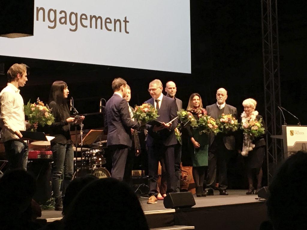 Auszeichnung Ministerpräsident Sachsen Alippi Ausbildung