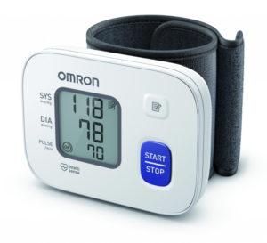 Handgelenk-Blutdruckmessgerät RS 2