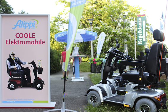 ZED-Forum in Zwickau Scooter Elektromobile