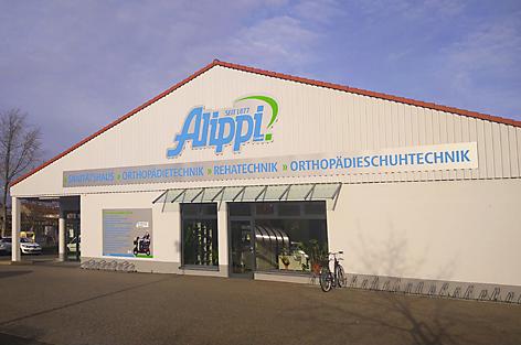 Sanitätshaus Alippi Delitzsch
