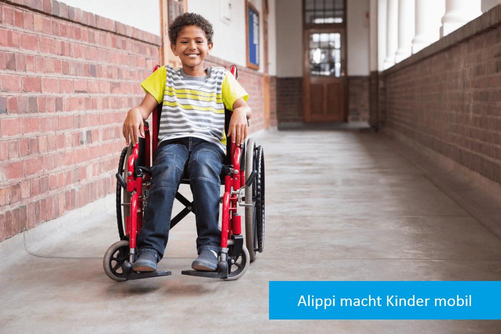 Alippi Sanitätshaus für Kinder