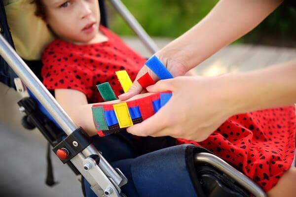 Hand Orthese für Kinder