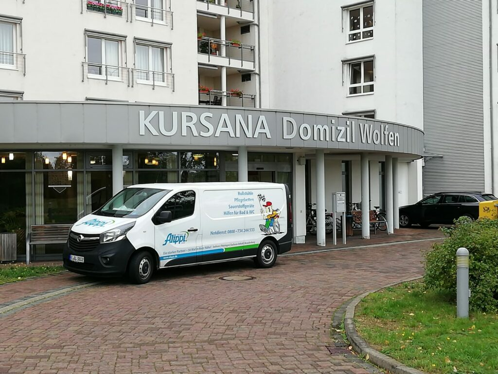 Infotag Pflegeheim Kursana Wolfen