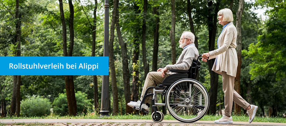Rollstuhlverleih Alippi