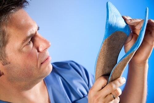 Schuheinlagen für Diabetiker