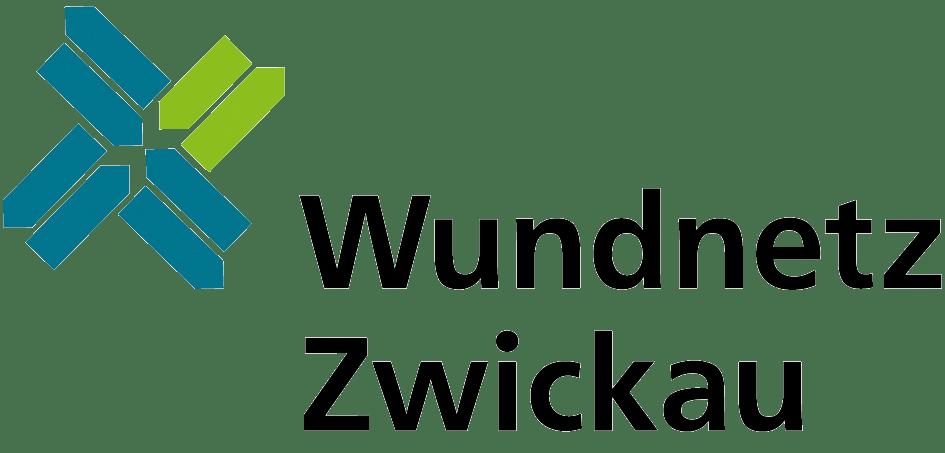 Wundnetz Zwickau Logo