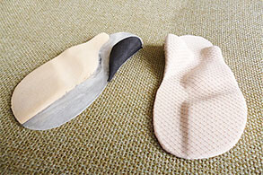 Aktive Schuheinlagen