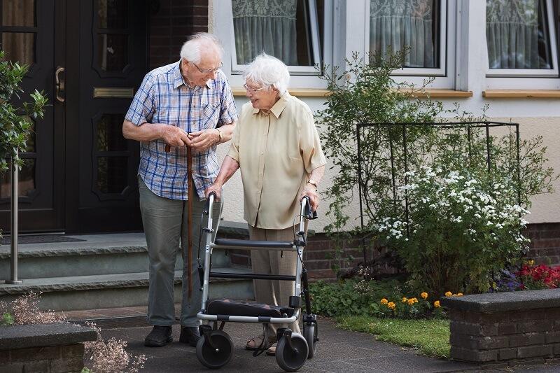 Rollator für Senioren