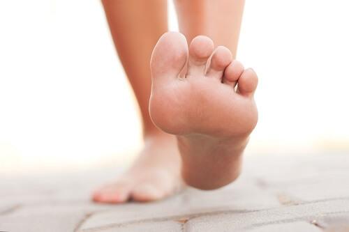 Diabetiker Schuhe Füße