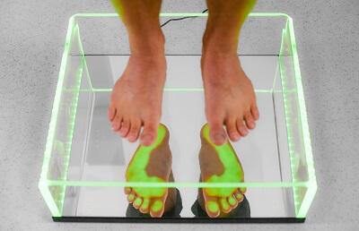 Fußdruckmessung