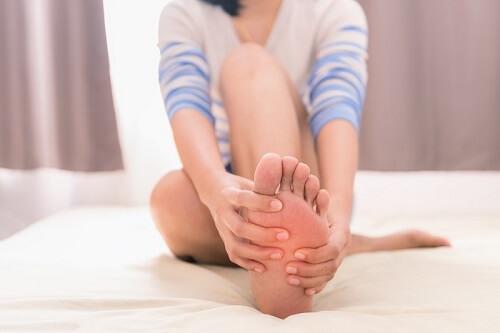 Sanitätshaus Einlagen bei Fußschmerzen